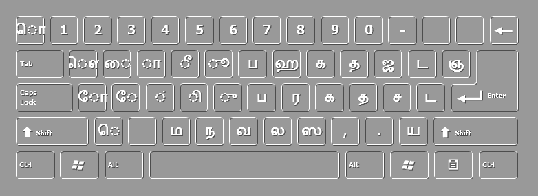 how to get tamil keyboard